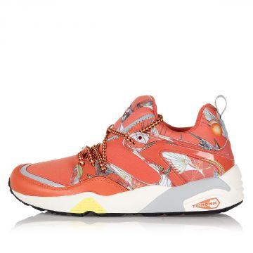 Leather and Textile BLAZE OF GLORY Sneakers