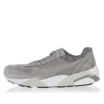 STAMPD Sneakers con Dettagli in Pelle