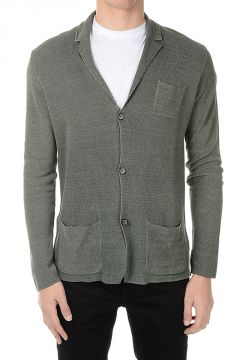 Cotton and Linen COSTA INGLESE Cardigan