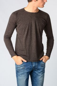 Merino Wool Alpaca Blend Sweater