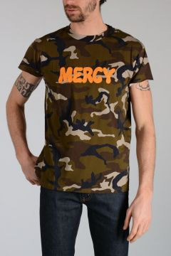 T-shirt MERCY TEE Camouflage