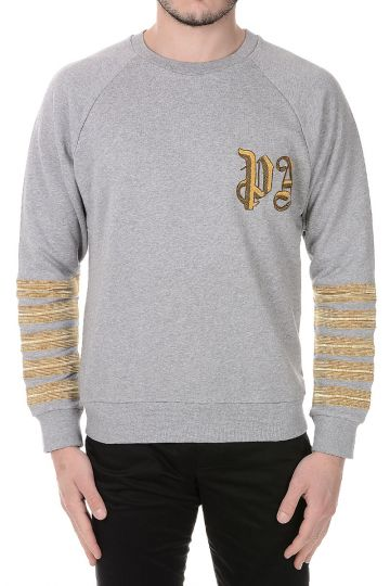 Round Neck Cotton Sweater