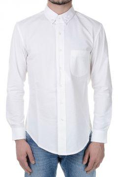 Camicia SEERSUCKER in Cotone