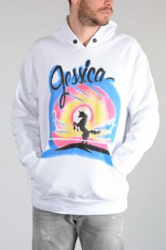 Unicorn Printed JESSICA Sweatshirt