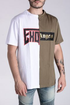 T-Shirt EXOANGELS in Cotone