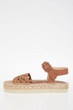 Leather  ADNI AMANDA Sandal