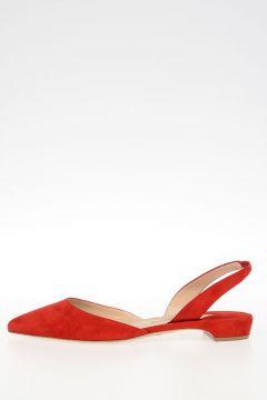 RHEA Leather Sandals