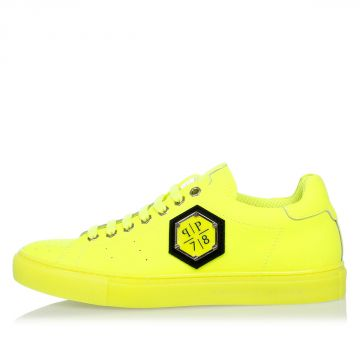 Fluo Low Sneakers