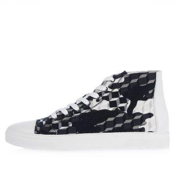 Sneaker Alte COTTON CAMOCUBE