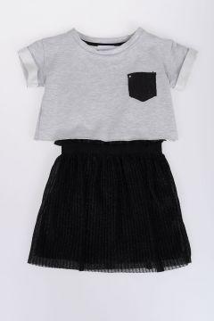 Dress PURISIMA with Glitter Skirt