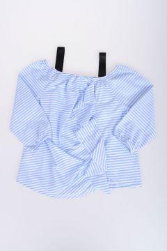 Striped ARACELI Top