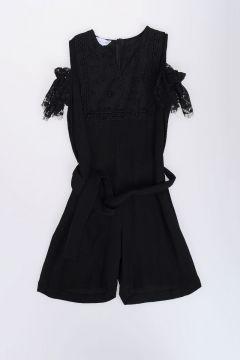 Lace & Crepe AMOR Dress