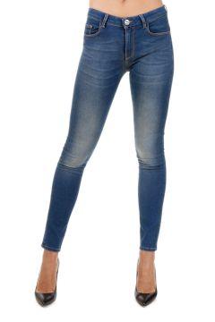 Jeans Iper Skinny FUJICO In denim Stretch 13 cm