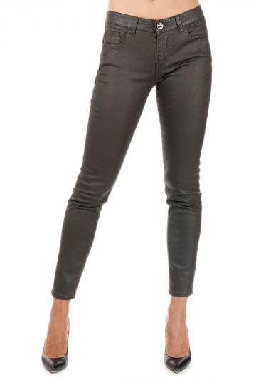 Pantalone FUJIKO in cotone Stretch