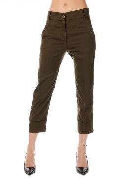Pantalone EUMOLPO in Flanella Lavata