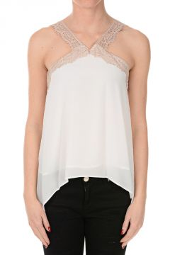Top with Lace Details LINDO