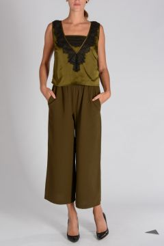 Sleeveless BATTEZZARE Jumpsuit