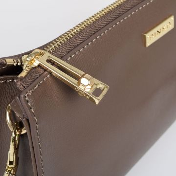 Saffiano Leather MIRTILLO Bag