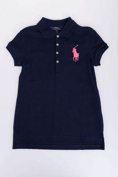 Stretch Cotton Polo