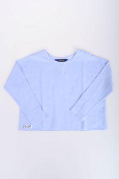 Cotton Short Sweatshirt