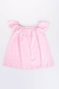 Cotton Top with Frill