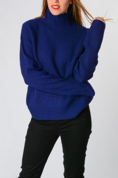 Cashmere and Wool Pullover
