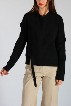 Cashmere Wool blend Sweater