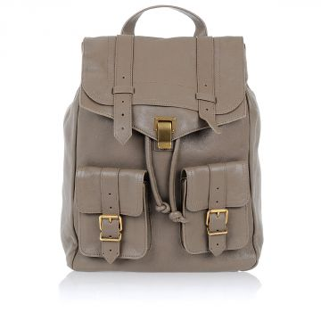 Leather LUX Backpack