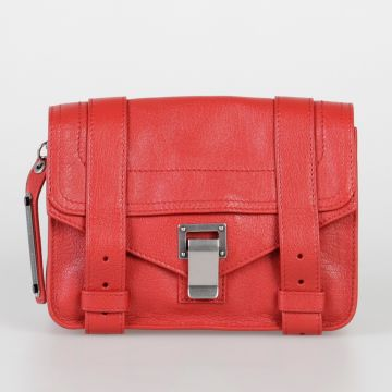 Leather MINI CROSSBODY LUX Bag