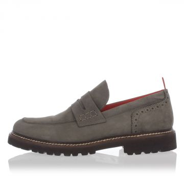 Mocassino LEONARDO ROCCIA Slip on
