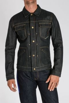 Selvedge Denim HARUKI Jacket