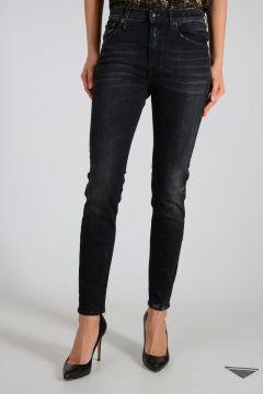 Jeans in Cotone Stretch 13 cm
