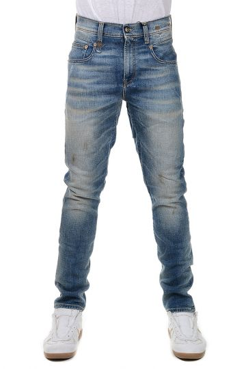 Jeans BOY in Misto cotone 16 cm