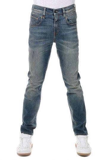 Jeans BOY in Misto Cotone 17 cm