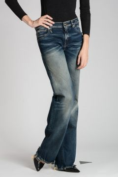 Jeans JANE in Denim stretch 23 cm