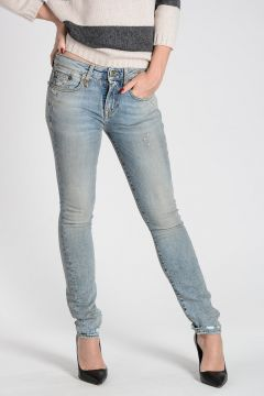 Stretch Denim ALISON CROP Jeans 13 cm