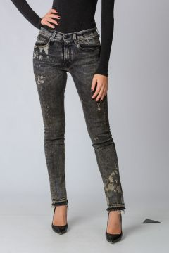 Jeans SKATE  in Denim Stretch 14cm