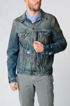 Jean TRUCKER Jacket