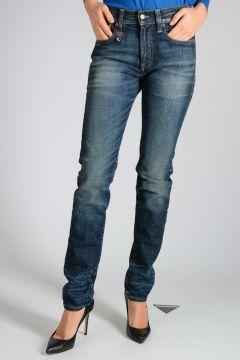 15cm Cotton Blend Jeans