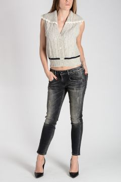 BOY SKINNY Stretch Denim Jeans 14 CM