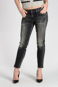 Jeans BOY SKINNY in Denim Stretch 14 CM