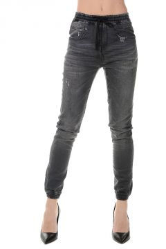 Jeans BOY SKINNY JOGGER In Denim Stretch