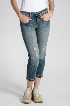 STRAIGHT BOY Stretch Denim Jeans 19 CM