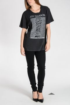 Cotton Blend JOY DIVISION T-shirt