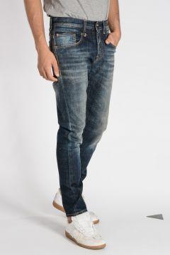 16 cm Stonewashed Denim BOY Jeans