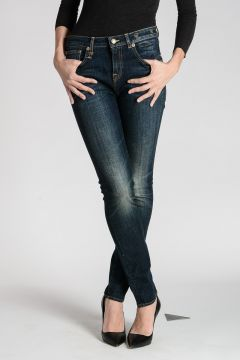 Jeans JENNY In Denim stretch 14 cm