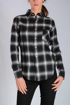 Camicia Fantasia Quadri SLIM BOY