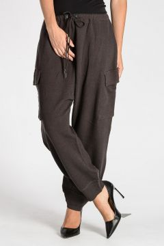 Cotton Knitted CARGO PACIFIC Pants