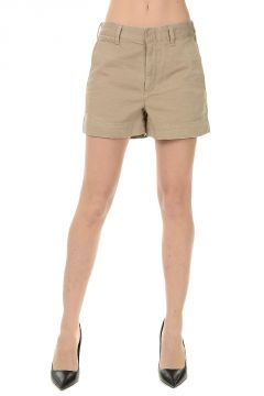 Pantaloni Shorts TYLER CHINO in Cotone