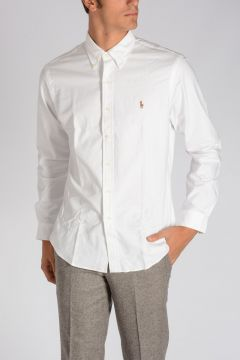 Camicia SPORT in Cotone Stretch Oxford